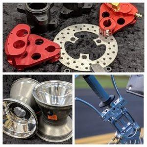 Wheels / Brakes